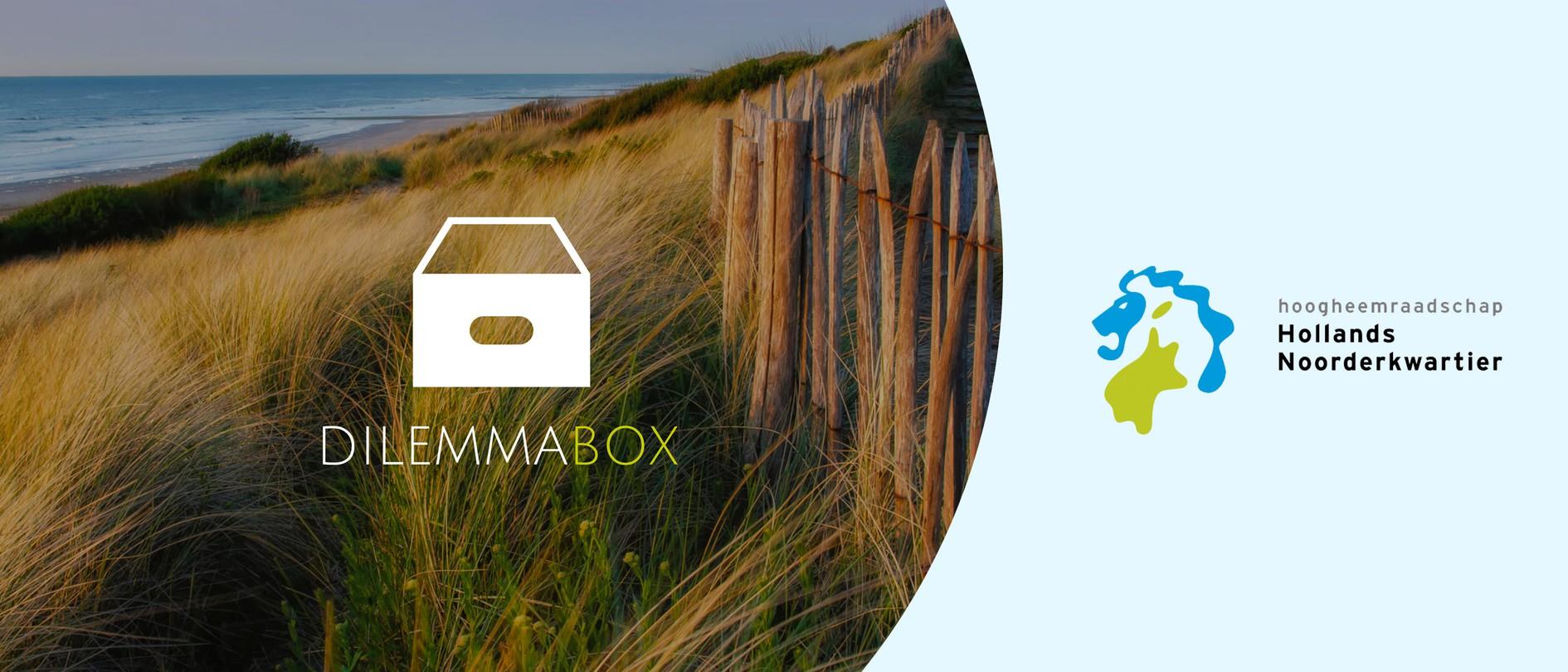Ontwikkeling Dilemmabox via Design Sprint