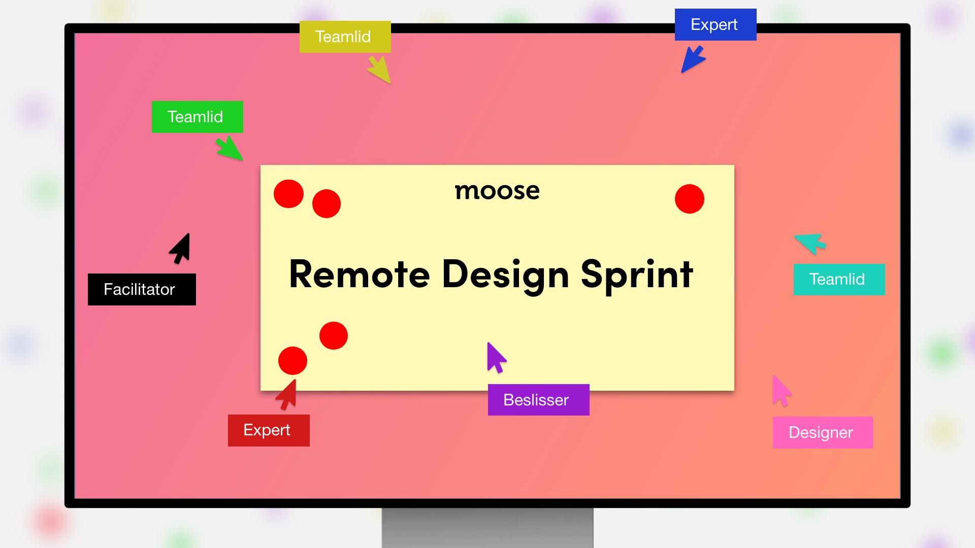 Design Sprint op afstand heeft ook z'n voordelen