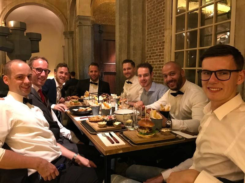 Mediamoose etentje FD Gazellen 2017