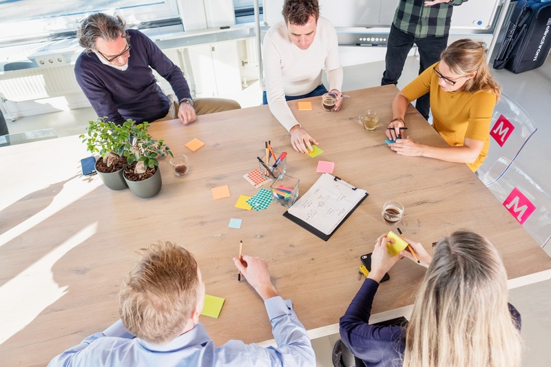 Design sprint met team